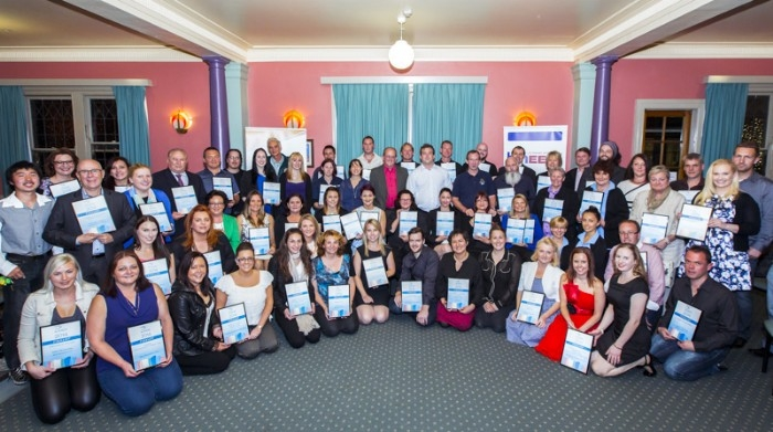 2014 Business Awards Finalists - photos Stuart Marshall