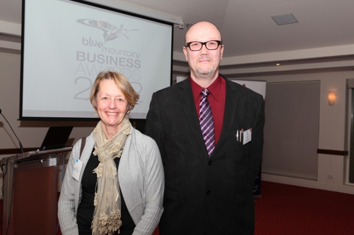 Launch of the 2012 Business Awards - DGM Photography